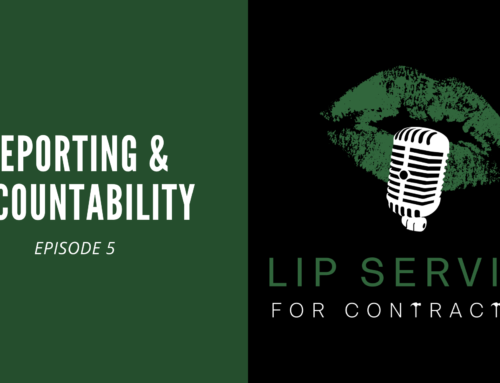Episode 5: Reporting And Accountability